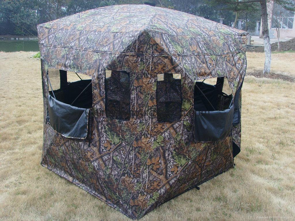 打猎帐篷 3