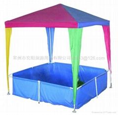 儿童游泳池帳篷