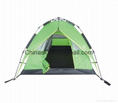pop-up camping tent