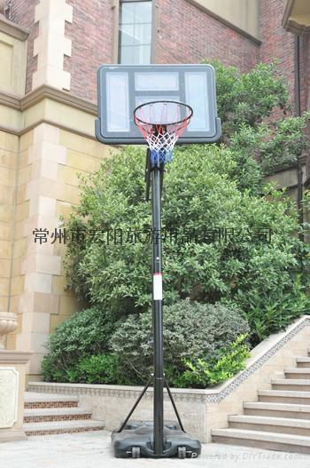 籃球架 2