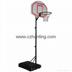 Large Basketball Set
