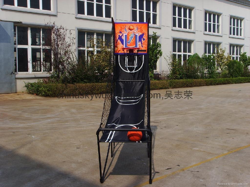 電子籃球架 5
