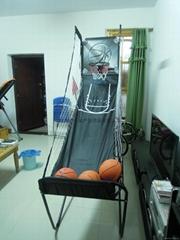 單人籃球架