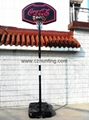 戶外籃球架 2