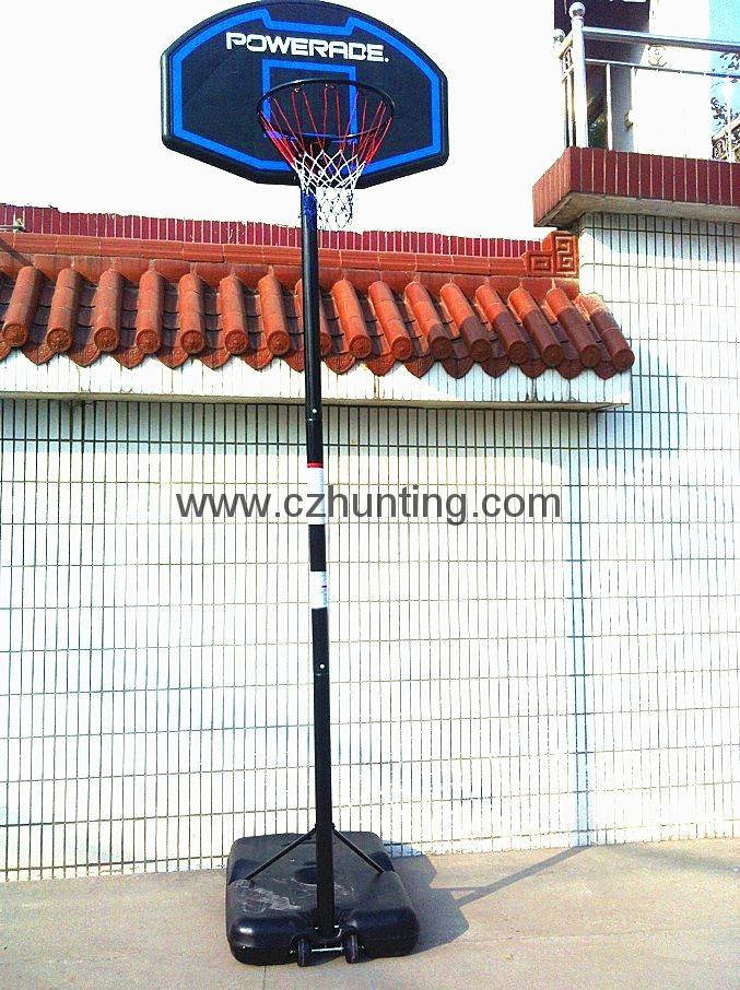 户外篮球架 4
