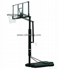 Adjustment Basketball hoop stand