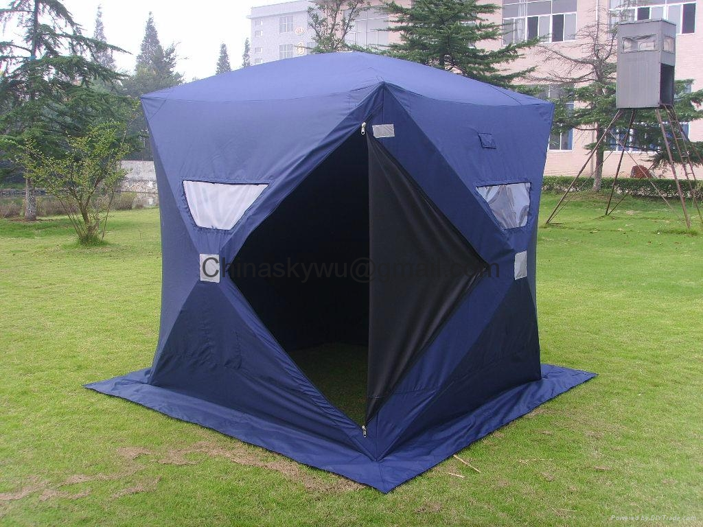 Ice fishing shelter sky500 sky china manufacturer for Ice fish house manufacturers