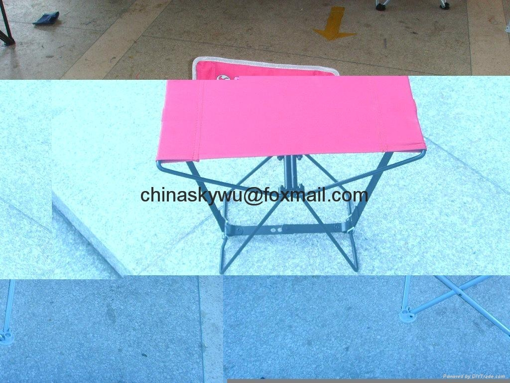 Advertising Foldable Chair  20
