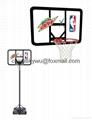 户外篮球架 2