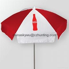 户外广告伞