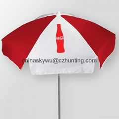 6.5FT Vinyl Patio Umbrella