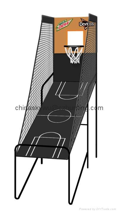 篮球架 5