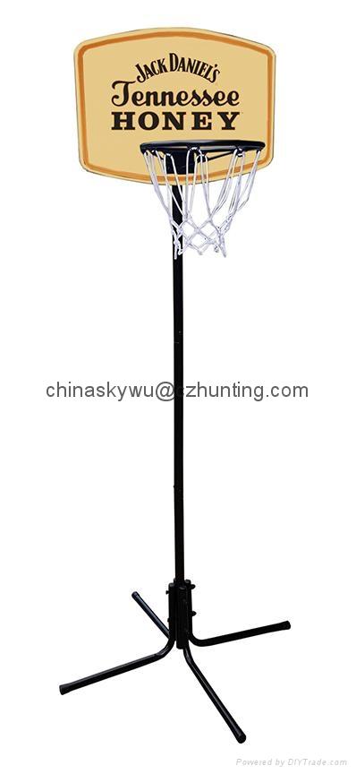 儿童籃球架 8