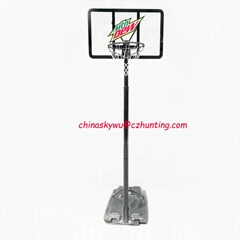 10Ft  MTN DEW Outdoor Basketball Set