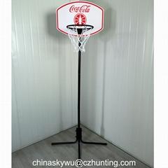 儿童篮球架