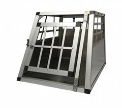 Small Single Door Aluminum Dog cage