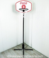 Coca Cola   Promo Mini Basketball Backboard