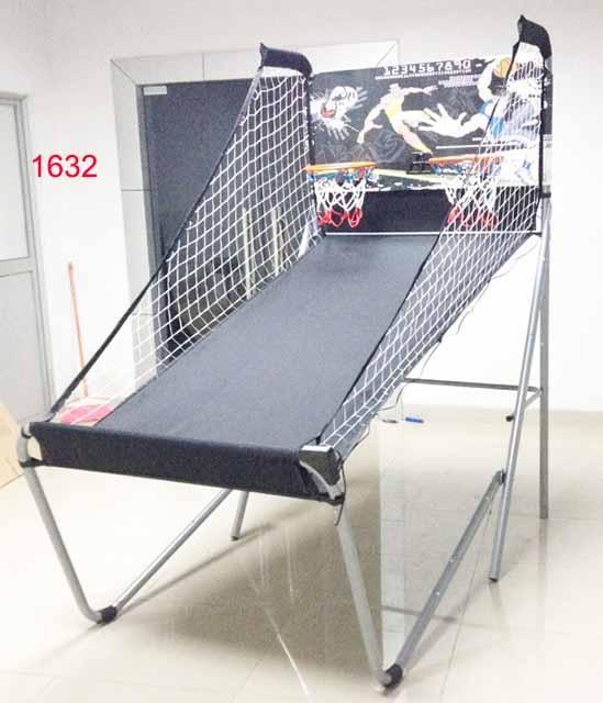 雙人電子計分籃球架 1