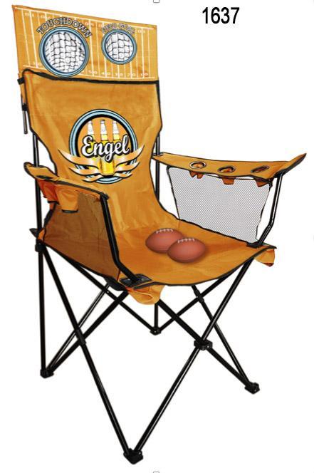 橄榄球折叠椅 2