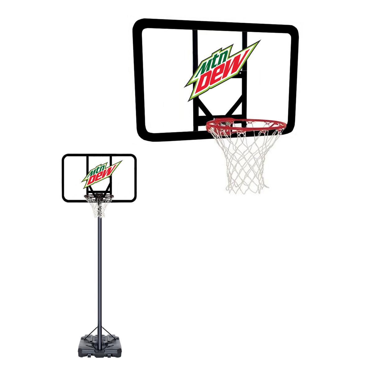 戶外籃球架 1