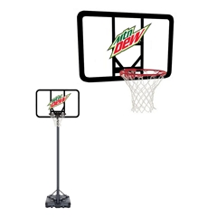 10Ft   Outdoor Basketball Set