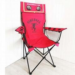 橄欖球折疊椅