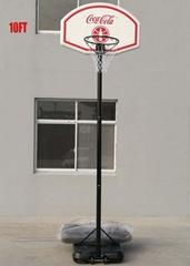 Coca Cola  戶外籃球架