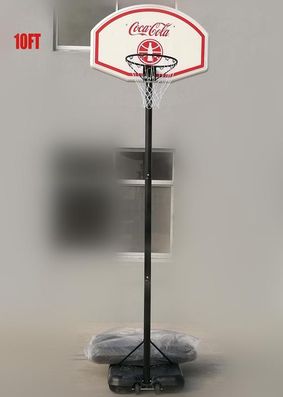 Coca Cola  戶外籃球架 1