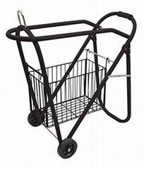 New Style Saddle rack cart