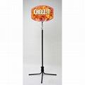 站立式籃球架