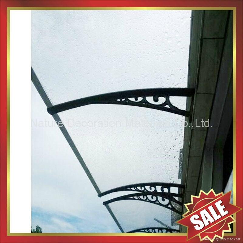 美麗堅工程塑料遮陽雨篷棚蓬支架 4