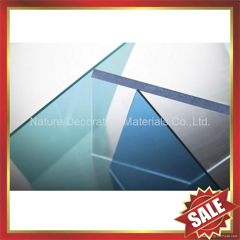 polycarbonate pc roofing sun solid sheet sheeting panel board panel plate 1