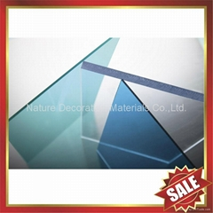 polycarbonate pc roofing sun solid sheet sheeting panel board panel plate