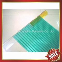 卡布隆板陽光板聚碳酸酯板耐力板PC U型收邊條壓條