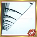 美麗堅PC卡布隆聚碳酸酯耐力板陽光板DIY遮擋雨陽蓬棚篷 2