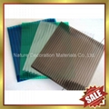 PC polycarbonate solid roofing sheet sheeting panel plate board