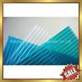 pc polycarbonate twin multi wall hollow sheet sheeting panel plate board 3