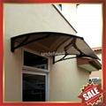 diy window door canopies awnings canopy Awning with cast aluminium bracket