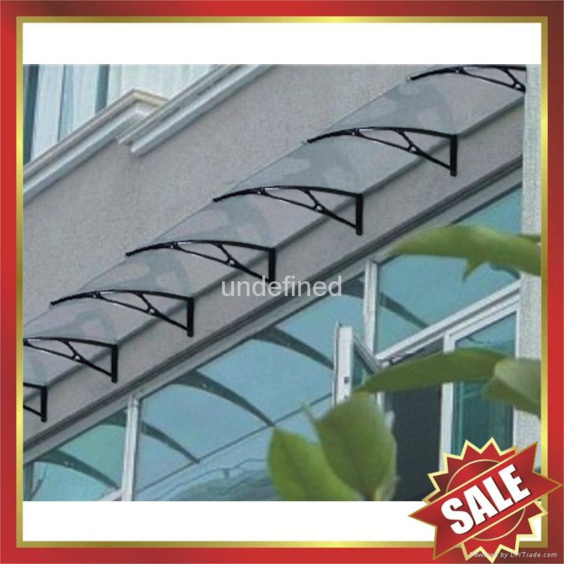 diy window door canopies awnings canopy Awning with cast aluminium bracket 3