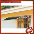 house door window pc polycarbonate diy canopy canopies awning shelter awnings 5