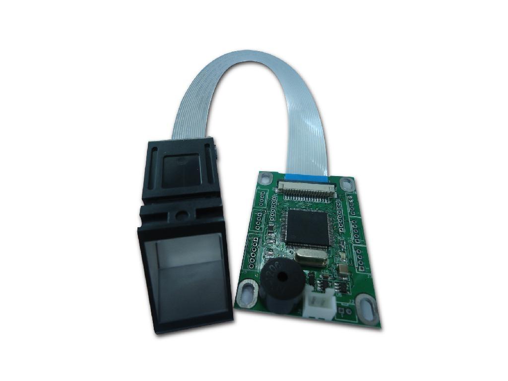 Biovo乙木Z5指纹模块光电开发模式360小时老化 1