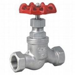 SS globe valve (S type)