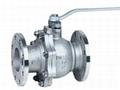 Q41 Flanged Ball Valve 2PC Flanged ball valve 4