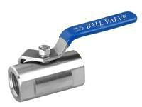 Bar Stock Ball Valve