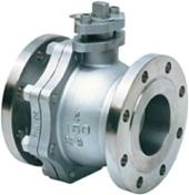 Q41F Flanged End Ball Valve Stainless steel  1