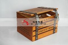 深圳實木酒箱