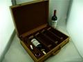高档红酒皮箱
