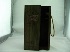 深圳葡萄酒木盒設計