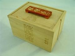 茶葉木盒定製
