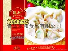 海底蔬菜水饺